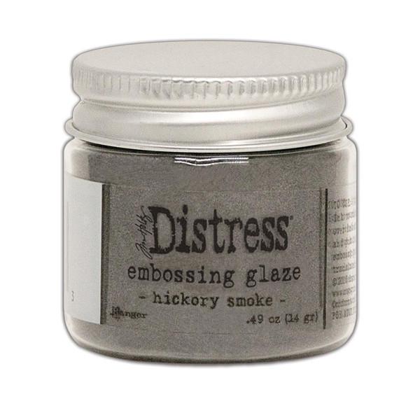 Hickory Smoke, Ranger Distress Embossing Glaze - 789541070993