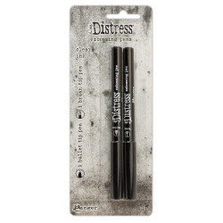 Pens set of 2, Ranger Distress Embossing - 789541071327