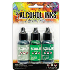 Mint/Green Spectrum, Ranger Alcohol Ink - 789541069652