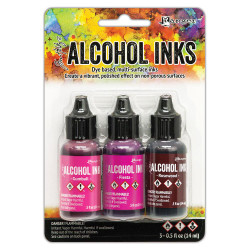 Pink/Red Spectrum, Ranger Alcohol Ink - 789541069638