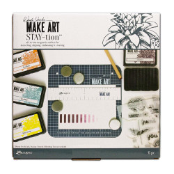 Mini Make Art Stay-tion, Ranger Wendy Vecchi - 789541068020