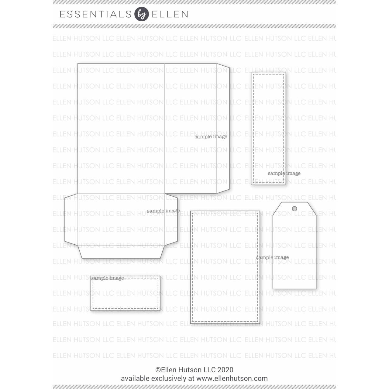 Two-in-One Box, Essentials by Ellen Designer Dies -