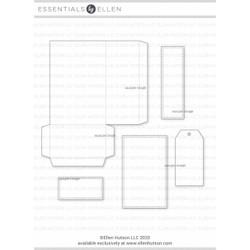 Two-in-One Box, Essentials by Ellen Designer Dies -