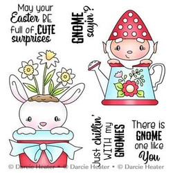 Gnome One, Darcie's Clear Stamps -