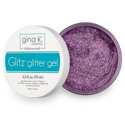 Lovely Lavender, Gina K Designs Glitz Glitter Gel -