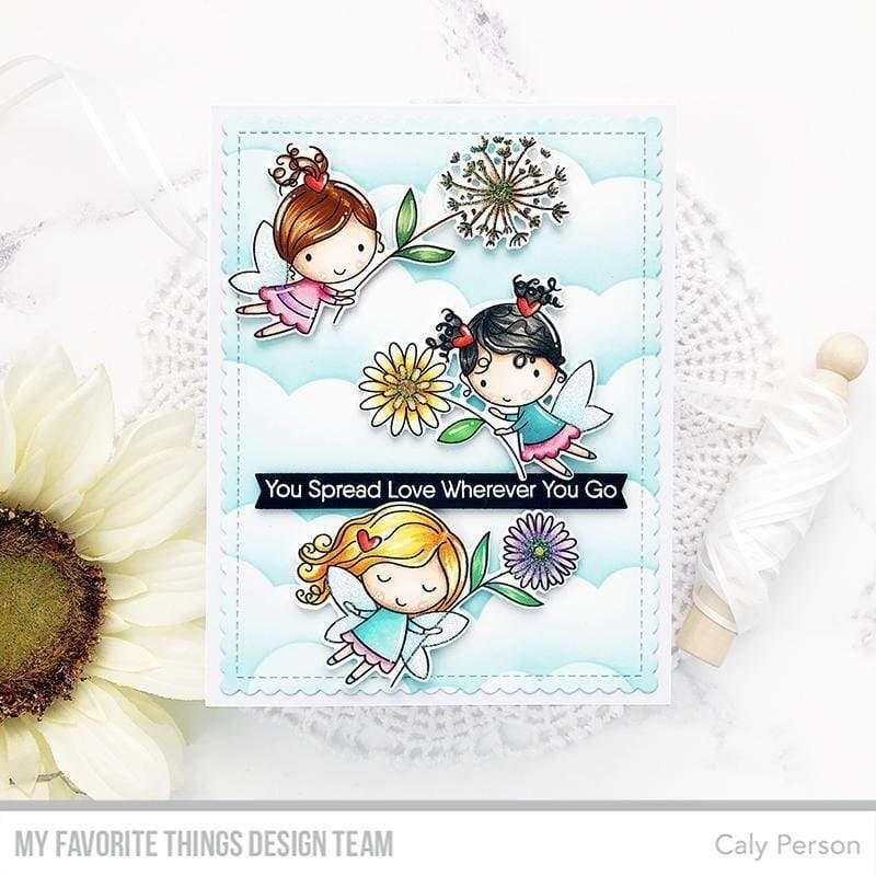 Flower Fairies, My Favorite Things Clear Stamps - 849923033852