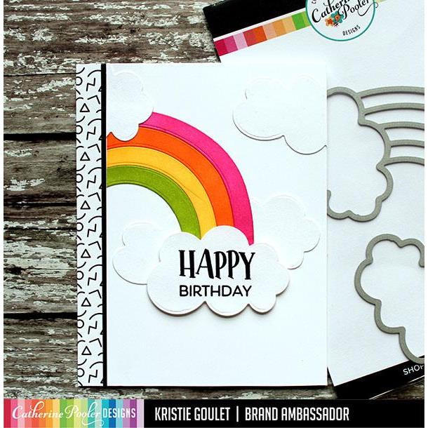 Totally Rad, Catherine Pooler Patterned Paper - 819447026494