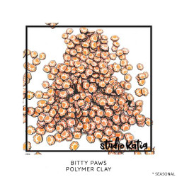 Bitty Paws, Studio Katia Embellishments -