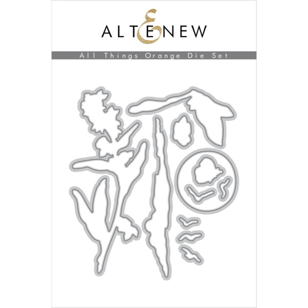 All Things Orange, Altenew Dies - 737787260890