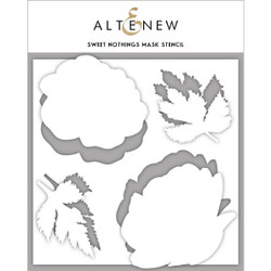 Sweet Nothings, Altenew Mask Stencil - 737787261095
