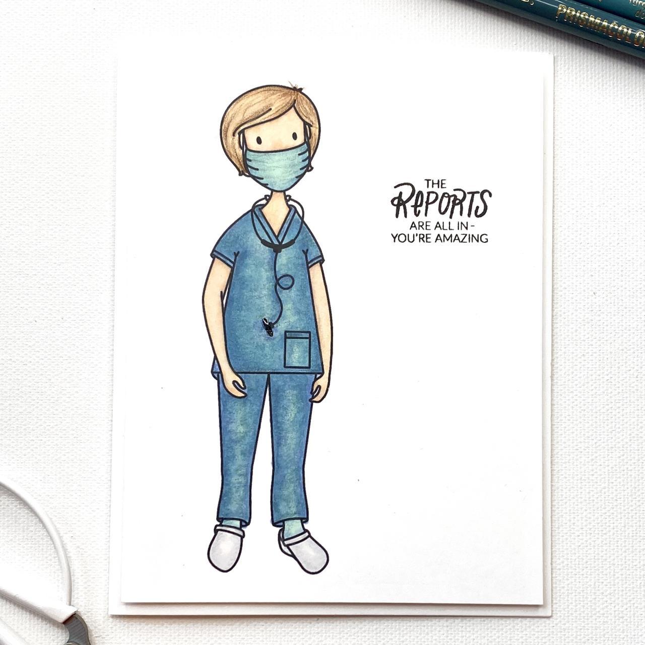 Medical Lady by Brandi Kincaid, Essentials by Ellen FREE Download -