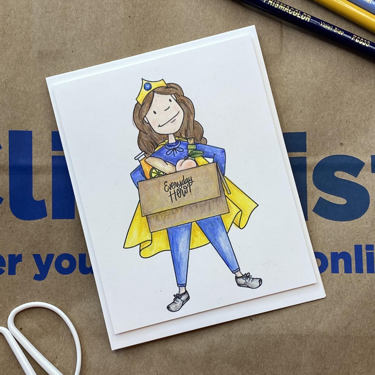Everyday Hero by Brandi Kincaid, Essentials by Ellen FREE Download -