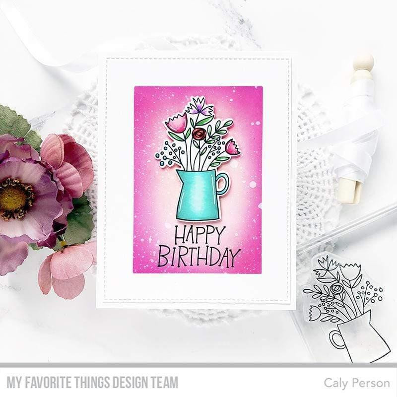 Mother's Day Bouquet, My Favorite Things Die-Namics - 849923035085