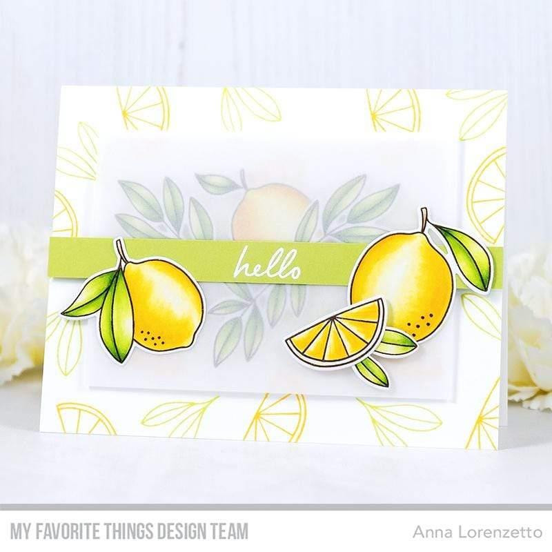 Main Squeeze, My Favorite Things Clear Stamps - 849923034910