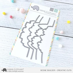 Scene Builder, Mama Elephant Creative Cuts -