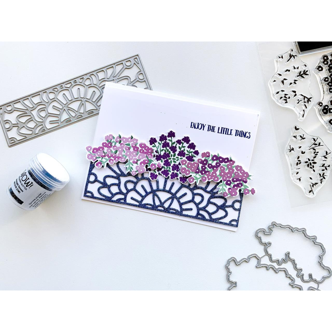 Thoughtful Phrases, Catherine Pooler Clear Stamps - 819447026432