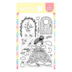 Tooth Fairy, Waffle Flower Clear Stamps - 780348638447