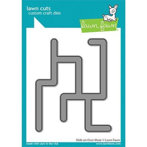 Slide On Over Maze, Lawn Cuts Dies - 352926758726