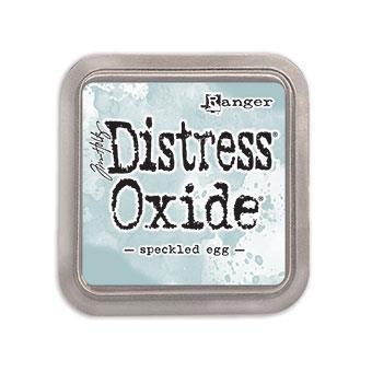 Speckled Egg, Ranger Distress Oxide Ink Pad -