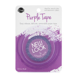 iCraft Purple Tape 1-1/2 in X 15 yds -