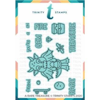 A Rare Friend, Trinity Stamps Dies -