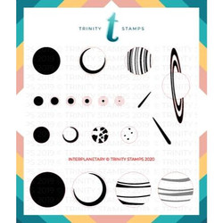 Interplanetary, Trinity Stamps Stencils -