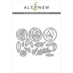 Rolled Roses, Altenew Dies - 737787262511