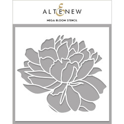 Mega Bloom, Altenew Stencils - 737787262573