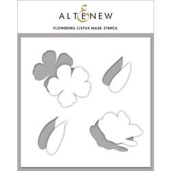 Flowering Cistus, Altenew Mask Stencil - 737787263693