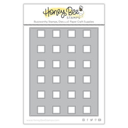 Buffalo Plaid Cover Plate, Honey Cuts Dies - 652827603690