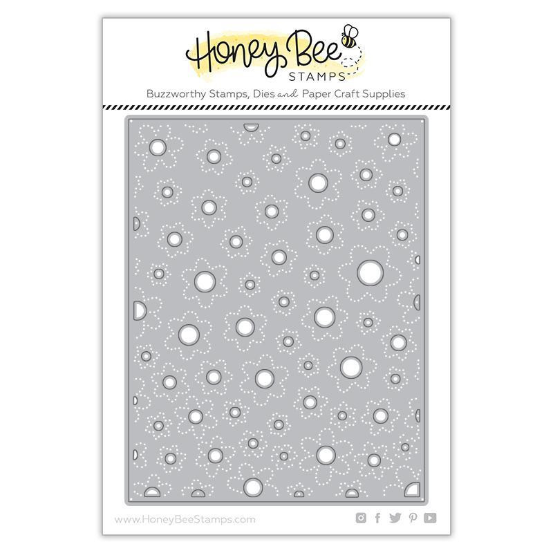 Flower Centers Cover Plate, Honey Cuts Dies - 652827604178