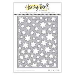 Flower Petal Cover Plate, Honey Cuts Dies - 652827604161