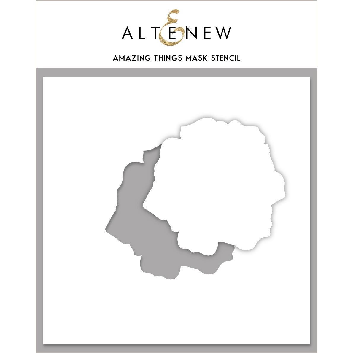 Amazing Things, Altenew Mask Stencil - 737787264805