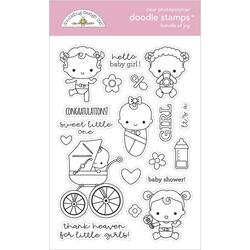 Bundle of Joy, Doodlebug Clear Stamps -