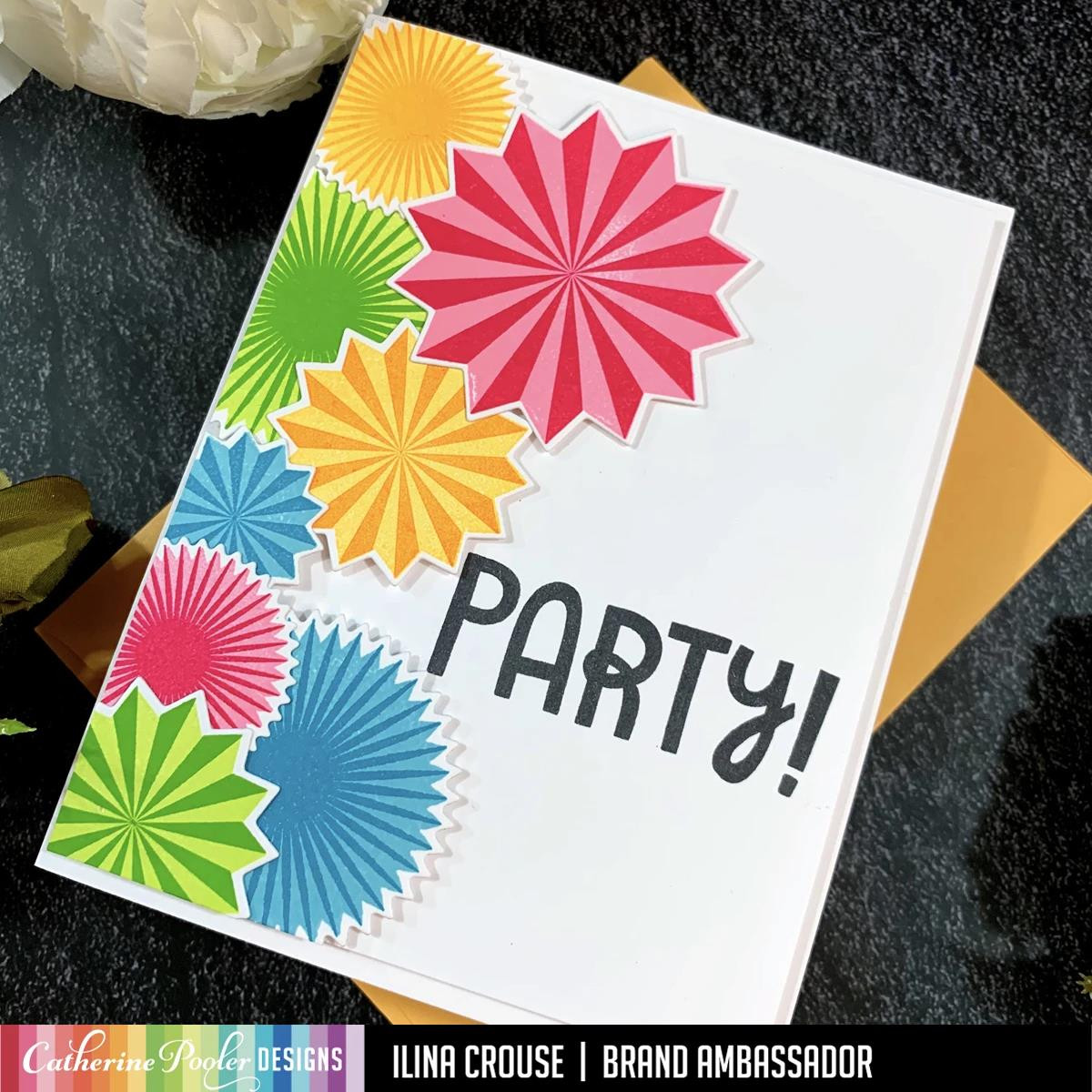 Party Fans, Catherine Pooler Dies - 819447027828