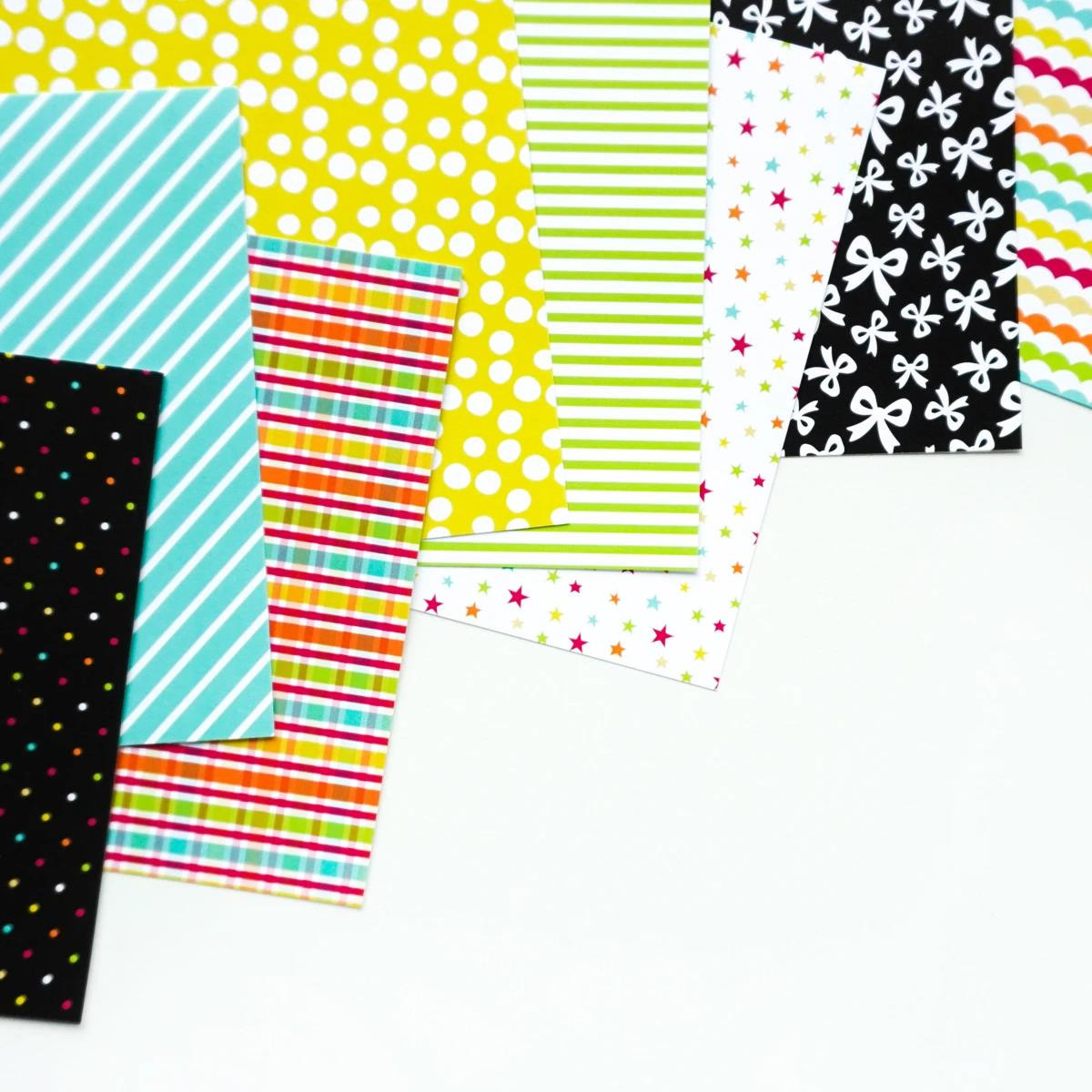 Poppin', Catherine Pooler Patterned Paper - 819447026418