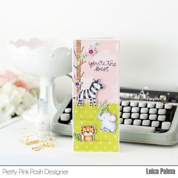 Jungle Friends, Pretty Pink Posh Dies -