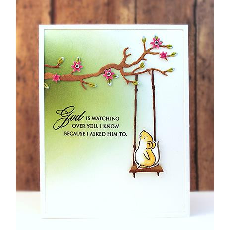 Inspirational Sentiments, Penny Black Clear Stamps - 759668307098