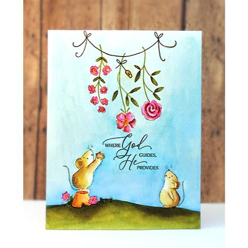 Refreshing, Penny Black Clear Stamps - 759668306954