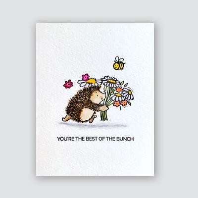 Trust Me Builder, Penny Black Clear Stamps - 759668307104