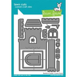 Build-A-Castle, Lawn Cuts Dies - 035292675742