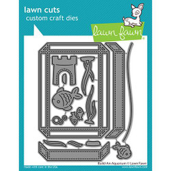 Build-An-Aquarium, Lawn Cuts Dies - 035292675889