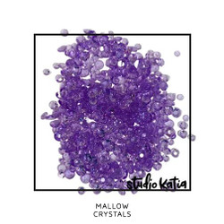 Mallow, Studio Katia Crystals -