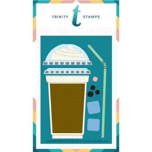 Summertime Sips, Trinity Stamps Dies -