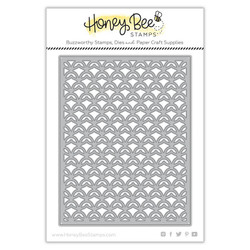 Pineapple Lattice Cover Plate - Top, Honey Cuts Dies - 652827603010