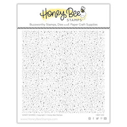 Sandy Shores, Honey Bee Clear Stamps - 652827603171