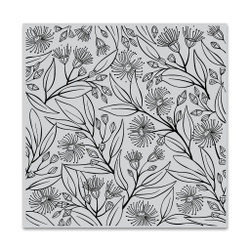 Eucalyptus Bold Prints, Hero Arts Cling Stamps - 085700927253