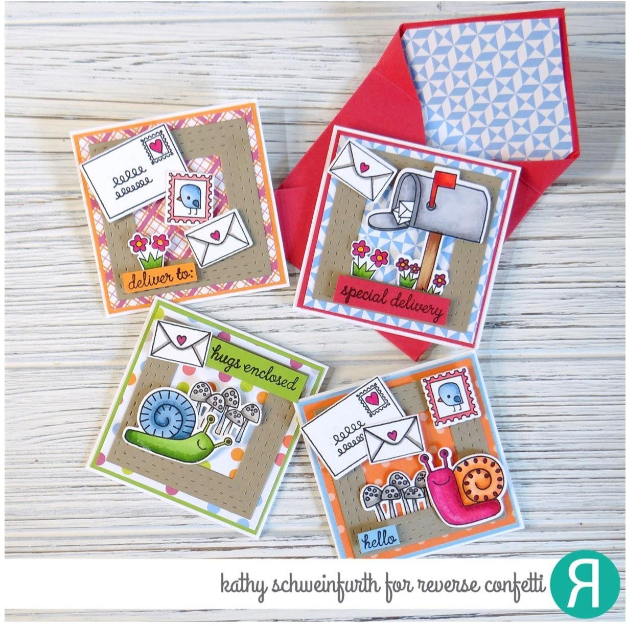 Snail Mail, Reverse Confetti Cuts -