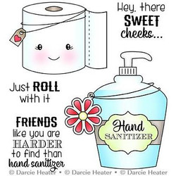 Roll With It, Darcie's Clear Stamps -