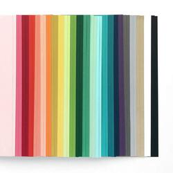 Assorted Pack, Concord & 9th Premium Color Cardstock - 090222401884